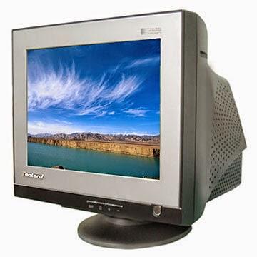 digital color monitor