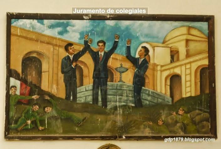 La Guerra del Pacífico 1879 - 1884 (Perú)