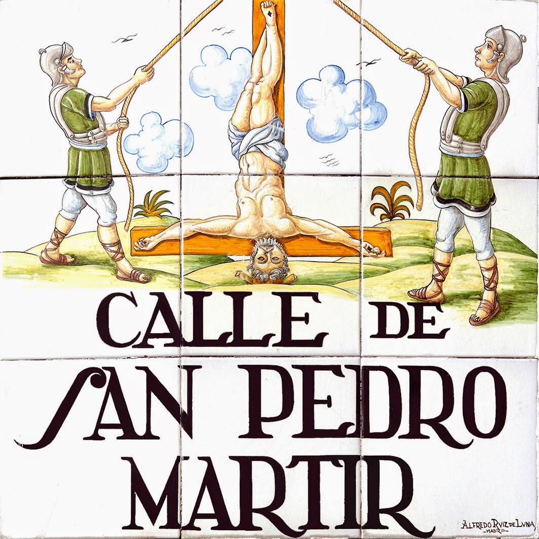 Calle de San Pedro Mártir