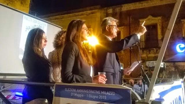 Italiano dopo san papino incontro con i cittadini di for Papino arredi catania
