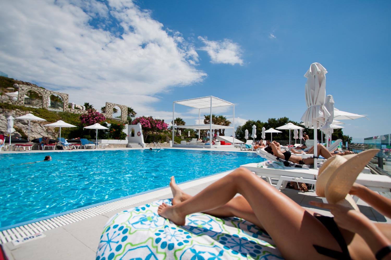 dimitra hotel kos grecja basen wakacyje wycieczka