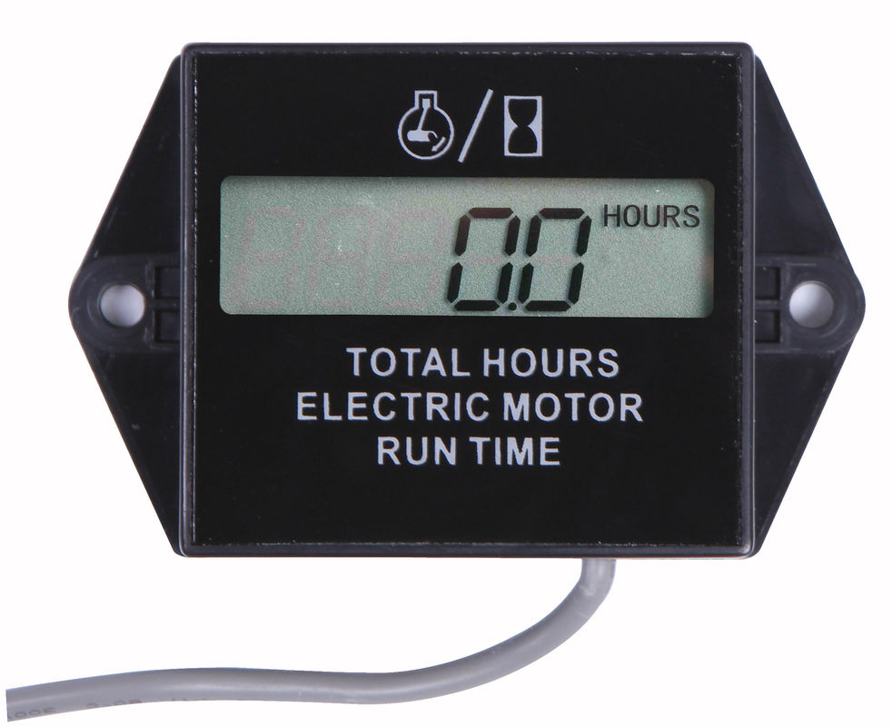 Electric Motor Hour Meters : Ac motor hour meter kit picture