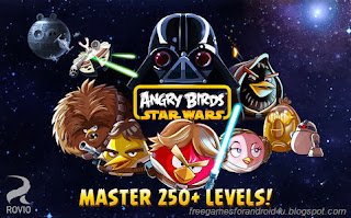 angry bird star wars download