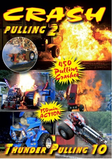 Crash Pulling 2 DVD