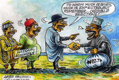 valentine's day nigeria election 2015