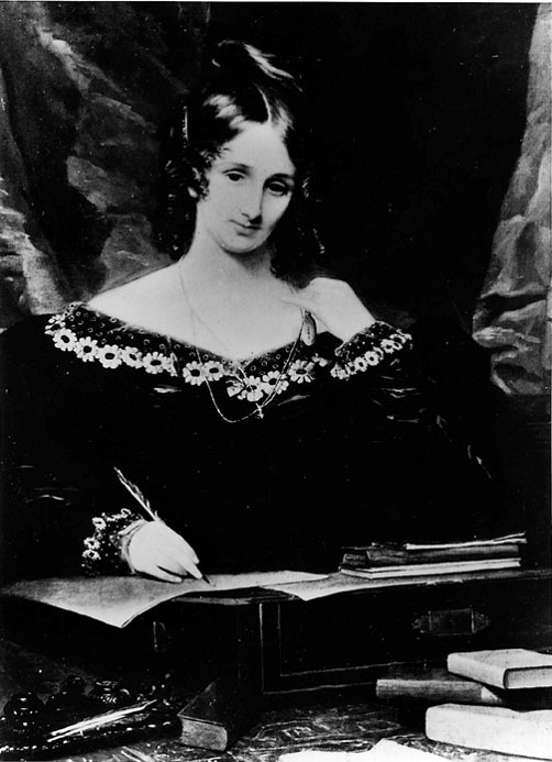 mary shelley s influences for writing frankenstein Frankenstein reading and writing schedule frankenstein mary and percy shelley were married december 30, 1816, just weeks after shelley's first wife.