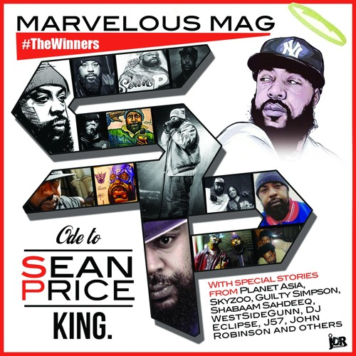 Marvelous Mag ft. Planet Asia & Skyzoo – Leflaur Leflah Tribute