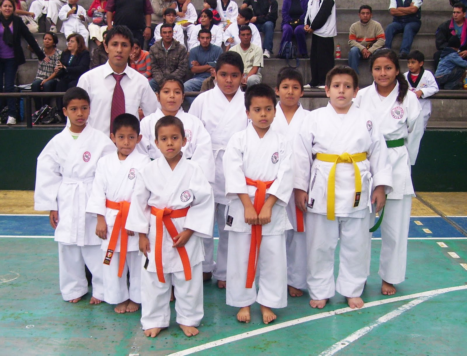 El Karate Se Viene Masificando En La Provincia De Trujillo Y En Esa