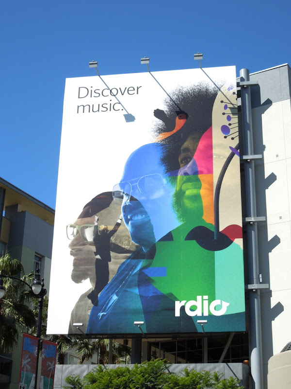Rdio Ceelo Questlove billboard