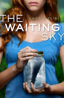 book cover of The Waiting Sky by Lara Zielin