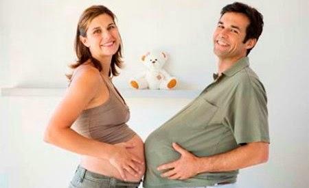 Embarazo psicológico en los hombres