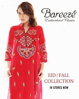 Bareeze Winter Collection 2013-14