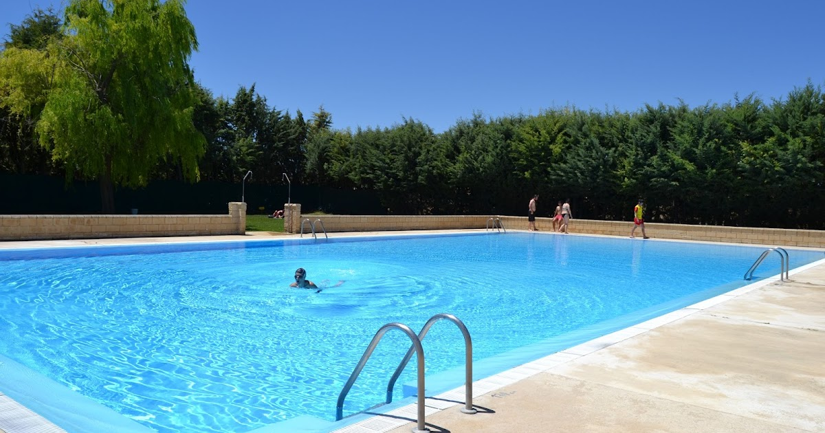 Turismo astudillo apertura de las piscinas municipales - Piscinas municipales portugalete ...