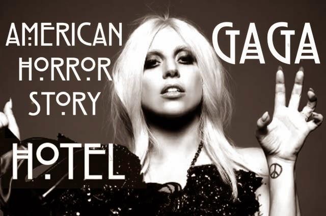 Lady Gaga anuncia su participación en American Horror Story Hotel