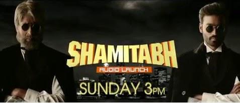 Shamitabh Audio Launch Vijay Tv All Promo Videos