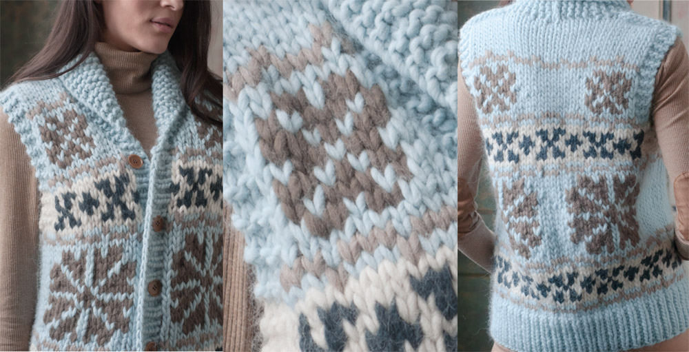 The Knitting Needle And The Damage Done Vogue Knitting Winter 2015