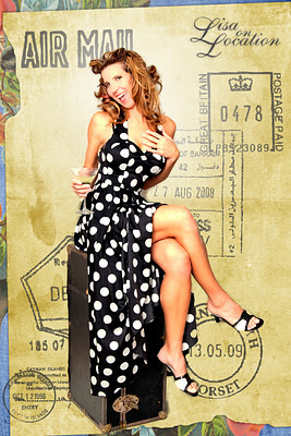 Lisa On Location provides fun and flirty pin-up style photography for New Braunfels, San Antonio, Austin and San Marcos