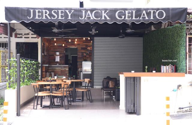 Jersey Jack Gelato @ Jalan Berangan, Kuala Lumpur