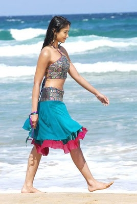 Ileana photos in wet dress