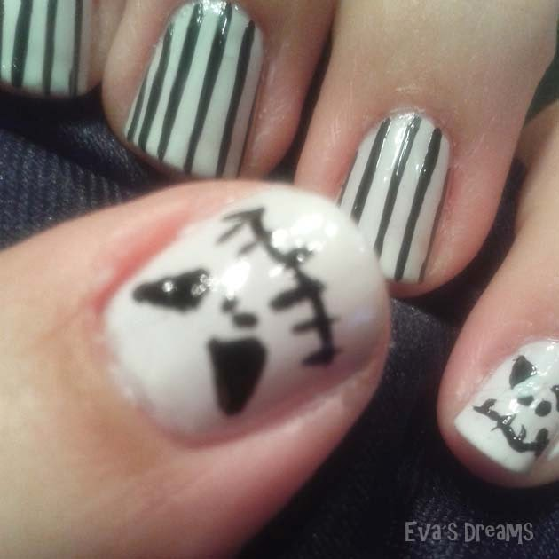 Nails of the week - Nail Design - Halloween