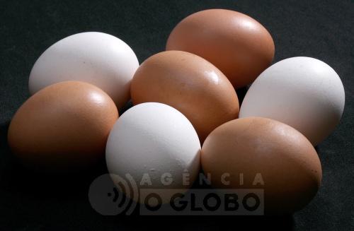 Coma bastante ovos!!
