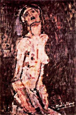 Nudo dolente (Amedeo Modigliani)