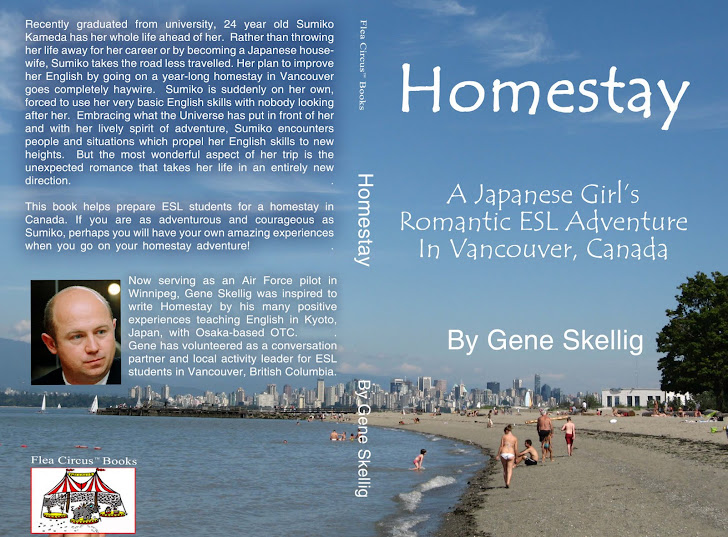 Homestay - A Japanese Girl's Romantic ESL Adventure in Vancouver, Canada