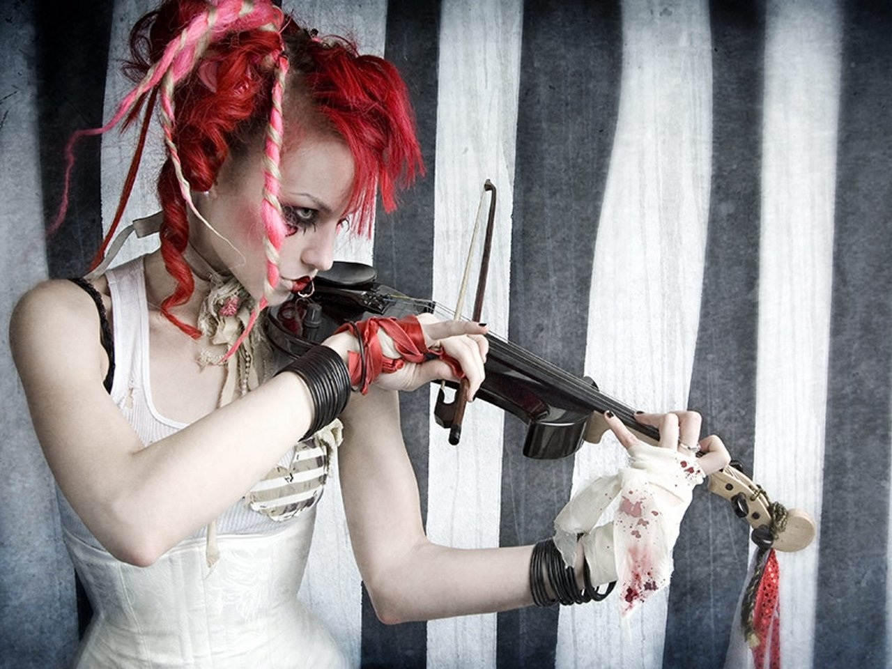 Emilie Autumn The Asylum For Wayward Victorian Girls: AFGM: Emilie Autumn: Fight Like A Girl