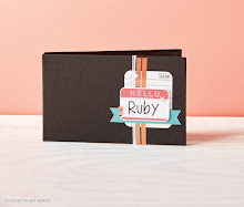 July Stamp of the Month Mini Album