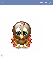 Turkey Facebook Emoticon