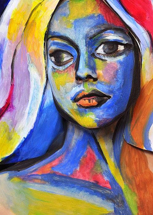b631151c6611 Follow Your Instinct  Malarstwo z odwzorowania