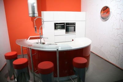 Imagenes de cocinas peque as cocina y muebles for Muebles de cocina 2o mano