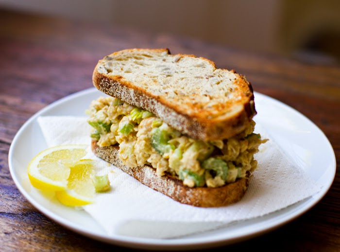 19 ways to beat the monday or any work day blues with for Tuna fish sandwich
