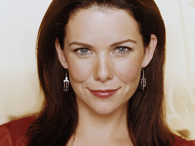 Lauren Graham Lovely Wallpaper