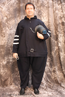 Laughing Policeman Fat Suit from Theatrical Threads Ltd