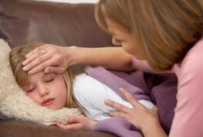 Tips Cara Mudah Menurunkan Panas Anak Secara Alami