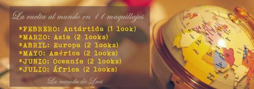 La vuelta al mundo en 11 maquillajes