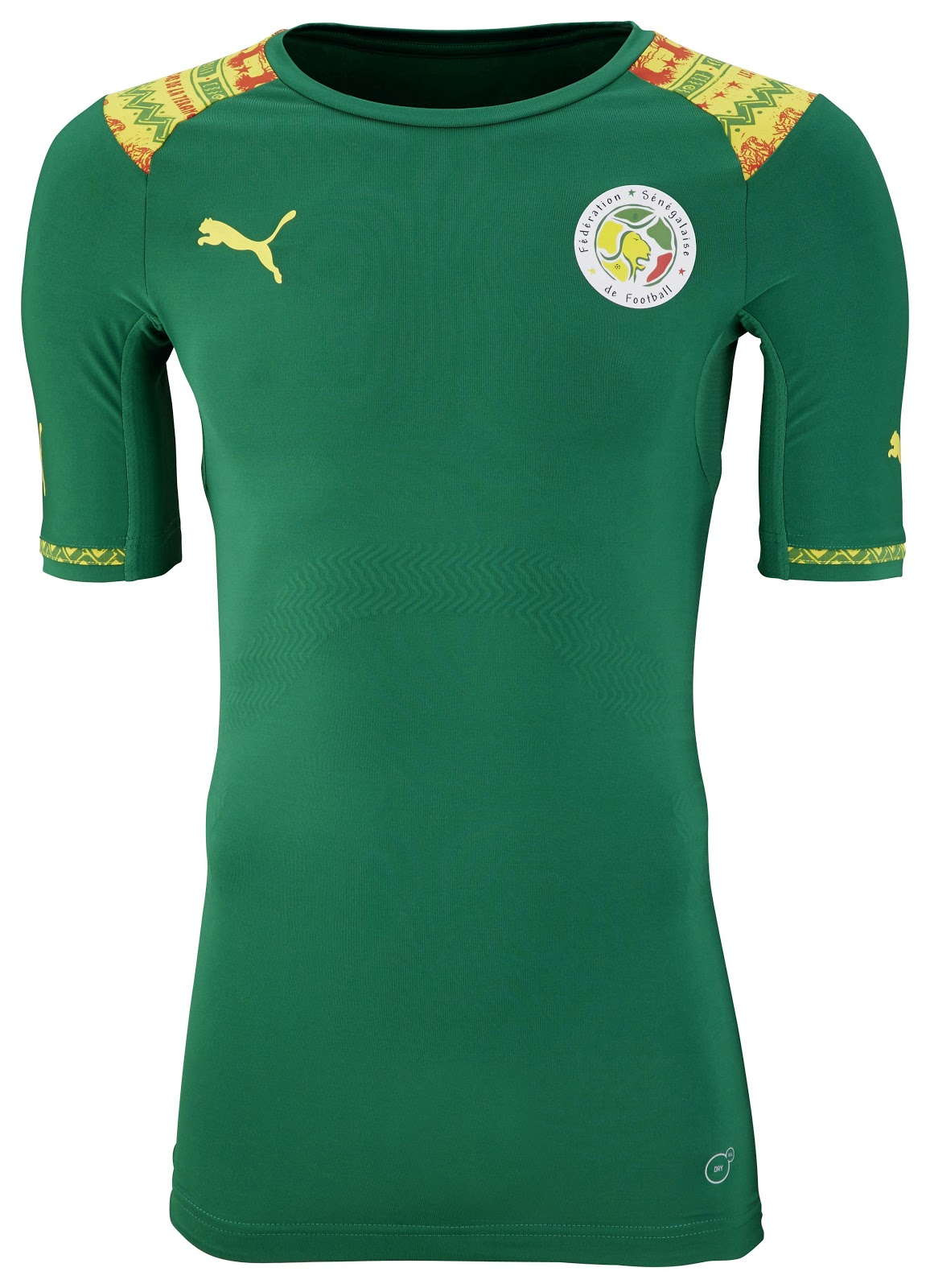 Senegal 2014 Home And Away Kits Released Footy Headlines