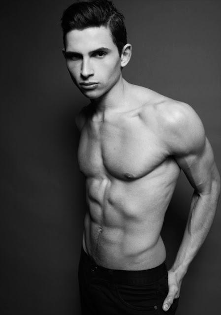 Manchester Photographer Jason Harry Shoots Marlon AMCK Models