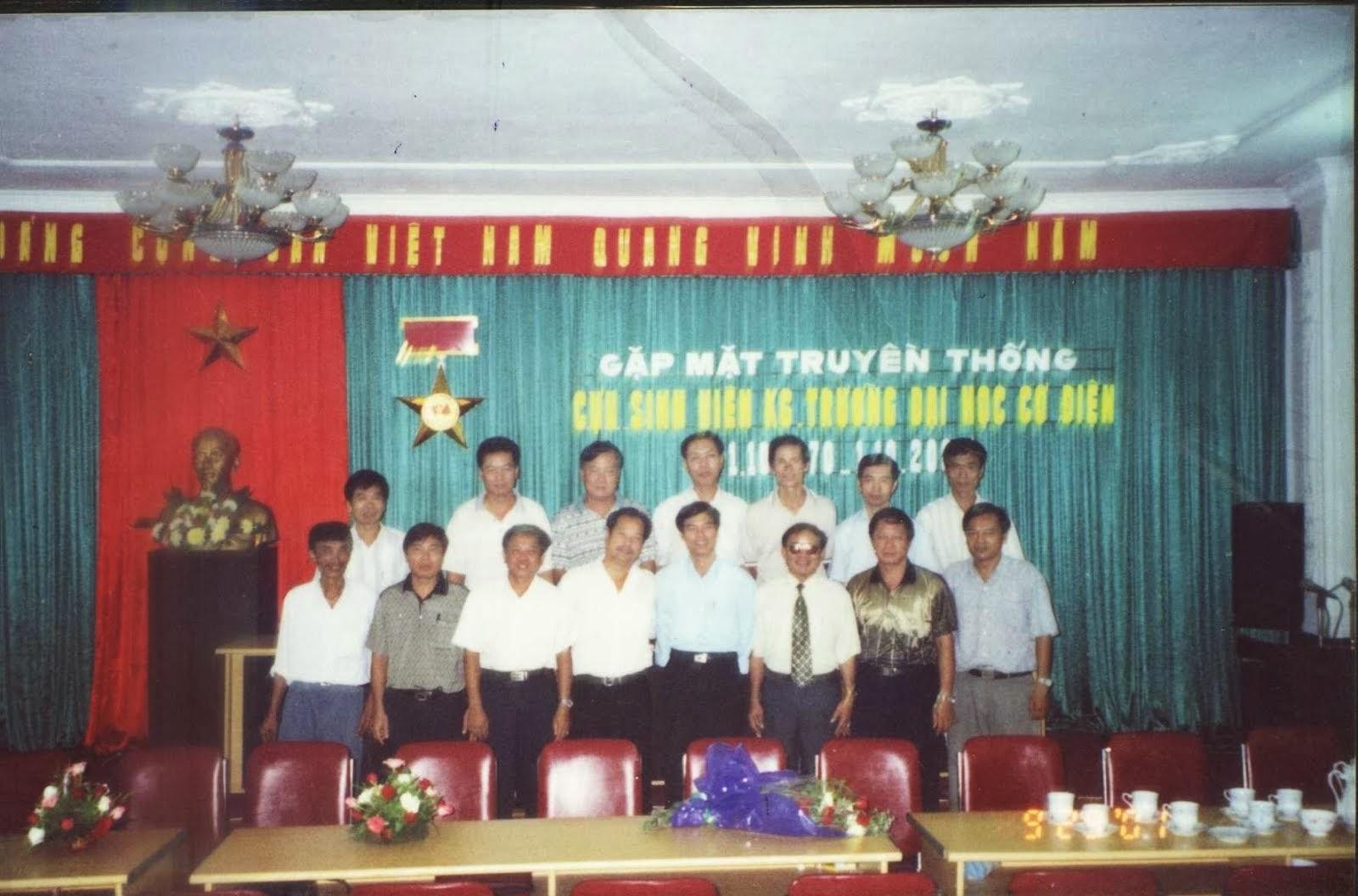 Ngày hội K6 tại Vinh 2001