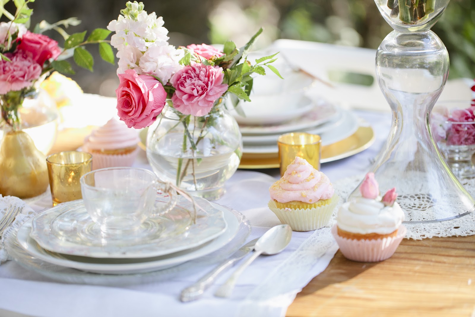 Sass and Frass A Wedding Tea Party