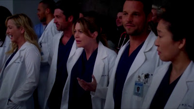 Grey's Anatomy S09E23. Readiness Is All