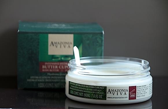 amazonia viva beurre cupuaçu avis test