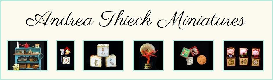Andrea Thieck Miniatures
