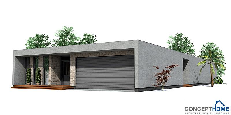 Australian house plans contemporary house plan co105 for Modern australian house plans