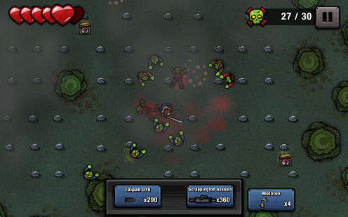 Zombie Scrapper v1.10 Apk for Android