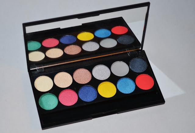 kolory palety Sleek
