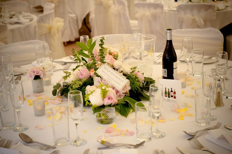 Table Centres from Flower Design