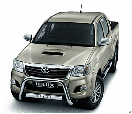 2017 Toyota Hilux SR5 For Sale