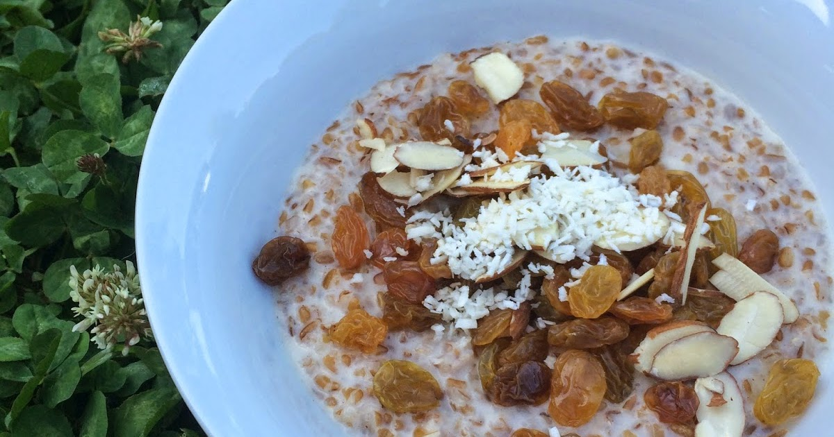 "The Domestic Doozie: My New Favorite Breakfast-Bulgur Wheat ""Porridge"""